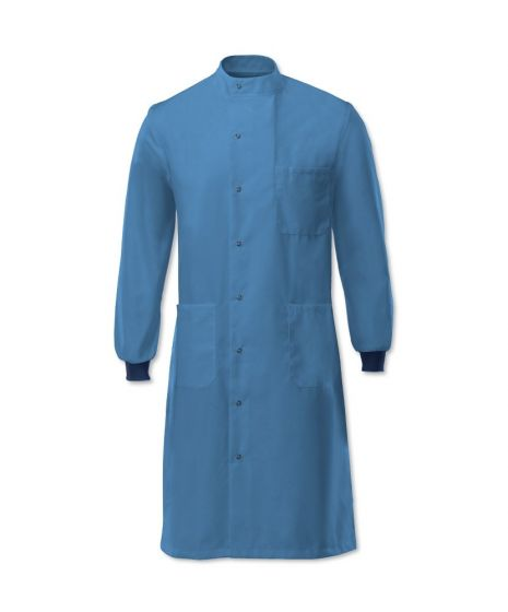 Howie Laboratory Coat - Hospital Blue