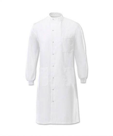 C865 Portwest Howie Laboratory Coats - Premium White--Camlab
