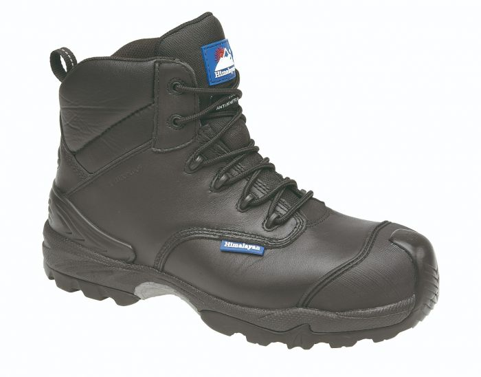 4110 Himalayan Black Safety Boots
