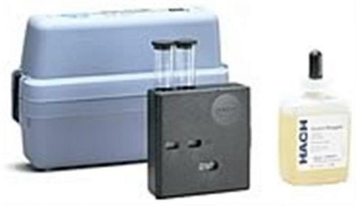 Ammonia Nitrogen Test Kit NI-8 - Nessler method colour disc