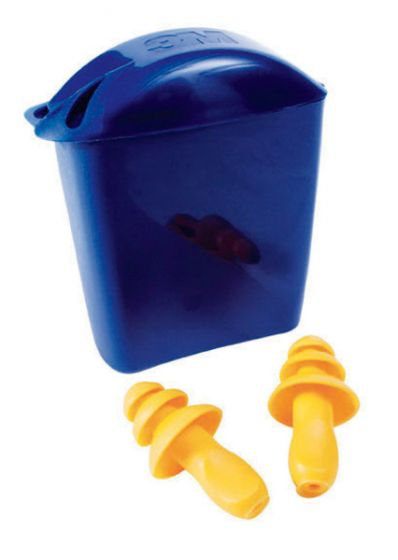 1200 Series Corded Reusable Ear Plugs Pack of 50