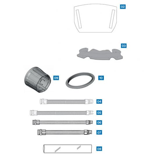 3M Versaflo S-Series Accessories