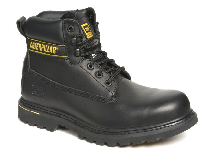 7040 Black Cat Safety Boot