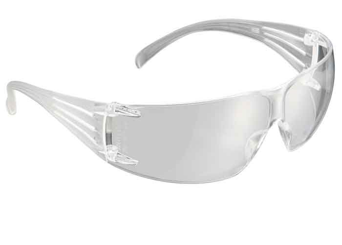 3M SF201AF-EU Securefit Safety Spectacles AS + AF - Clear Pack of 20