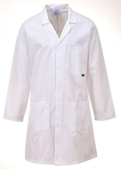 C852 Portwest Standard Polycotton Lab Coats