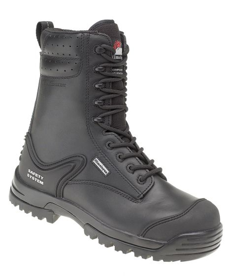 5204 Black Himalayan Safety Boot