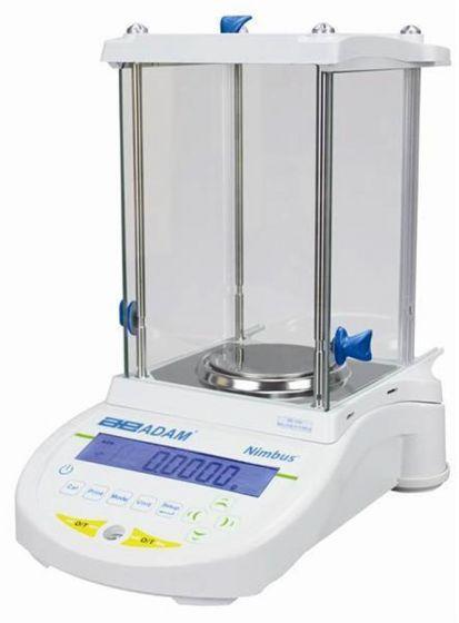 Analytical Balance NBL 124i Capacity 120g Readability 0.0001g 90mm Pan 