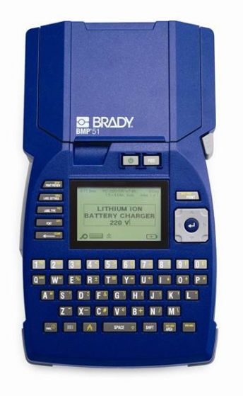 710898 BRADY BMP51 Label Printer