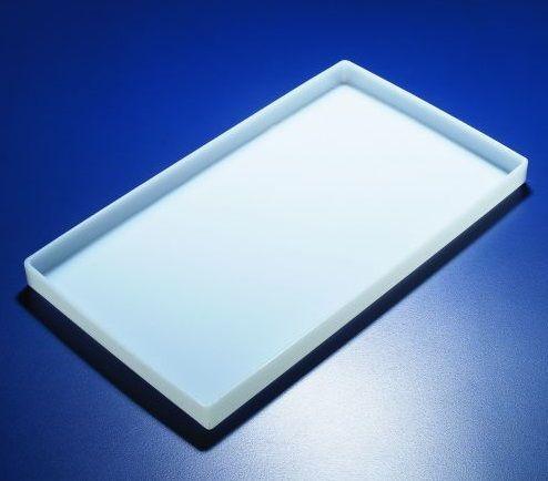 Azlon Polypropylene Instrument Tray - 610 x 350mm