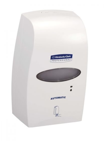 92147 KIMBERLY-CLARK PROFESSIONAL  Touch-less Electronic Dispenser - White - 1.2 Litre